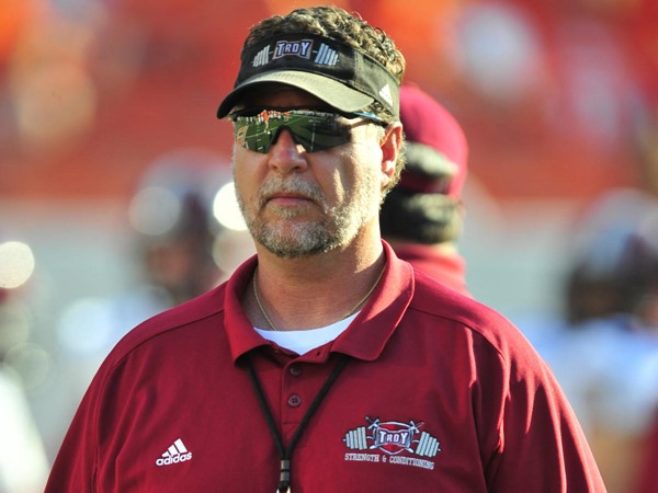 Shaughnessy Earns CSCCa Top Honor - Troy University Athletics