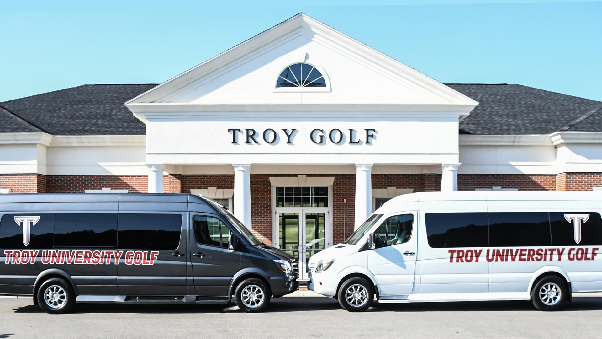 4392afcbff Troy Golf Adds Pair of State-of-the-Art Sprinter Vans - Troy ...